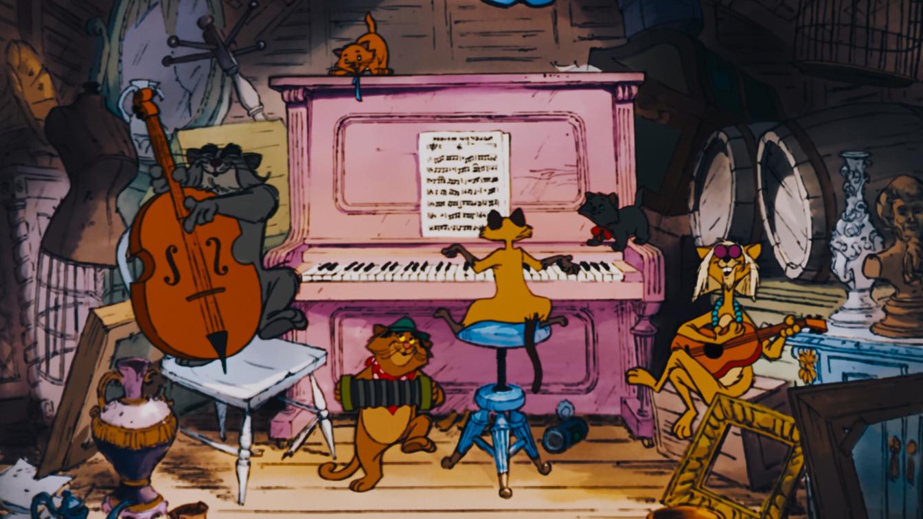 La musica classica nei cartoni animati. educare allascolto sin da